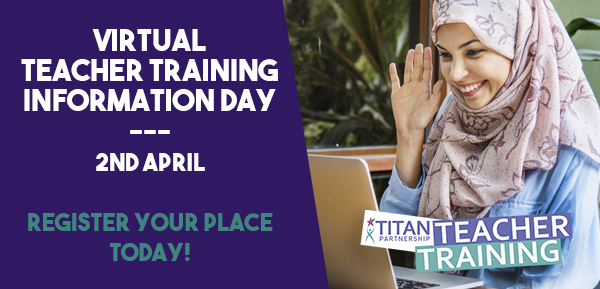 Virtual Information Day - 2nd April