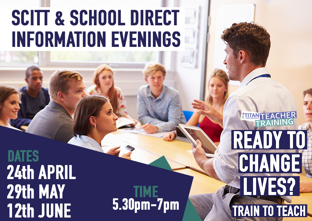 Summer info evenings